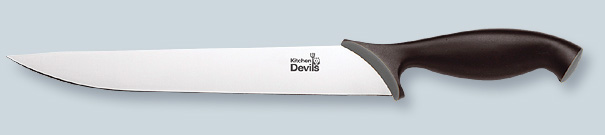 Control carving knife